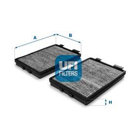 UFI Filter, Innenraumluft (54.108.00) niedriger Preis