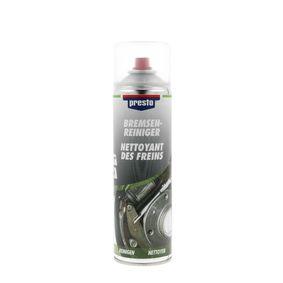 Encomende 306185 Produto de limpeza dos travões / da embraiagem de PRESTO