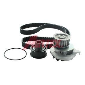 AIRTEX Водна помпа + ангренажен комплект WPK-129401