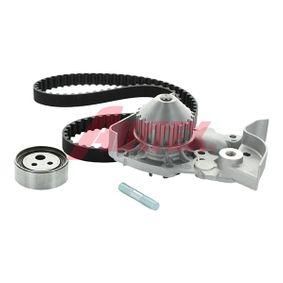 AIRTEX Wasserpumpe + Zahnriemensatz WPK-130301 für AUDI 90 2.2 E quattro 136 PS kaufen