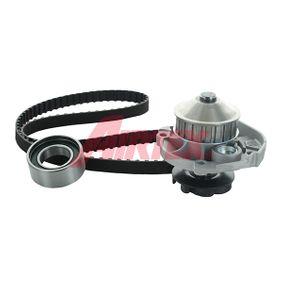 AIRTEX Водна помпа + ангренажен комплект WPK-144702