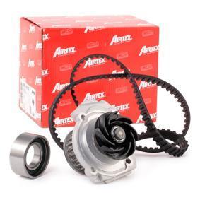 PANDA (169) AIRTEX Water pump + timing belt kit WPK-161602