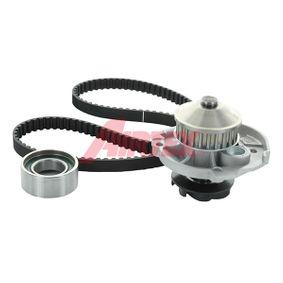 AIRTEX FIAT PANDA Water pump + timing belt kit (WPK-161602)