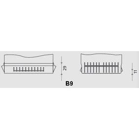 1060816 für FORD, Starterbatterie IPSA (TMA70) Online-Shop
