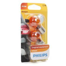 PHILIPS Blinkleuchten Glühlampe 12496NAB2 für AUDI A4 1.9 TDI 130 PS kaufen