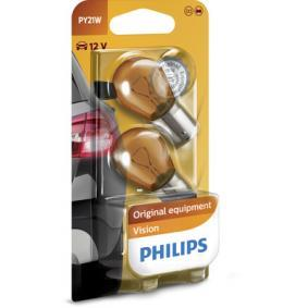12496NAB2 Glühlampe, Blinkleuchte von PHILIPS Qualitäts Ersatzteile
