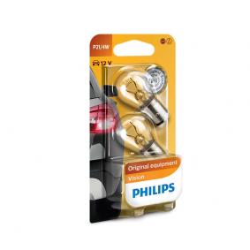 12594B2 Крушка с нагреваема жичка, стоп светлини / габарити от PHILIPS качествени части