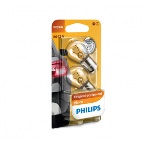 12594B2 Bulb, brake / tail light from PHILIPS quality parts