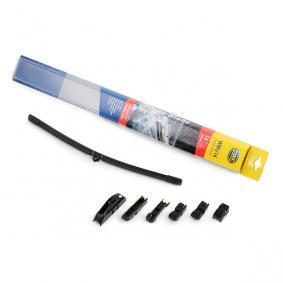 HELLA Windscreen wipers 9XW 197 765-161