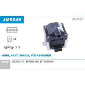 JANMOR Zündspule JM5046