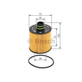 BOSCH Ölfilter (F 026 407 108) niedriger Preis