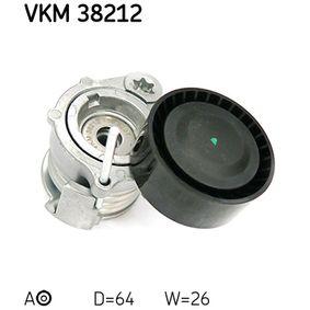 Spannrolle, Keilrippenriemen SKF (VKM 38212) für BMW 3er Preise