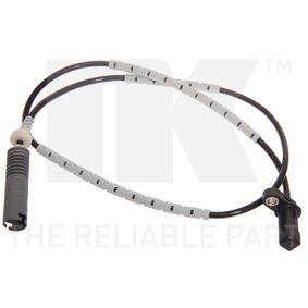 Sensor, Raddrehzahl NK Art.No - 291525 OEM: 34526870076 für BMW, RENAULT kaufen