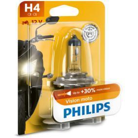 12342PRBW Glühlampe, Fernscheinwerfer von PHILIPS Qualitäts Ersatzteile