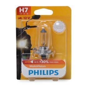 Ampoule, projecteur longue portée PHILIPS Art.No - 12972PRBW OEM: 10044613 pour récuperer