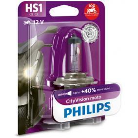 Glühlampe, Fernscheinwerfer 12636CTVBW Online Shop