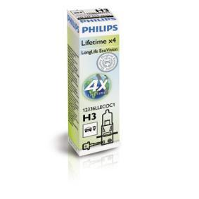 12336LLECOC1 Glühlampe, Fernscheinwerfer von PHILIPS Qualitäts Ersatzteile