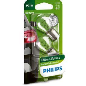 25 Хечбек (RF) PHILIPS Крушка за светлини за движение назад 12498LLECOB2