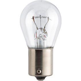 PHILIPS Bremsleuchten Glühlampe 12498LLECOB2