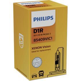 85409VIC1 Крушка с нагреваема жичка, фар за дълги светлини от PHILIPS качествени части