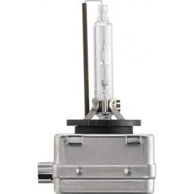 PHILIPS Крушка с нагреваема жичка, фар за дълги светлини 42403VIC1