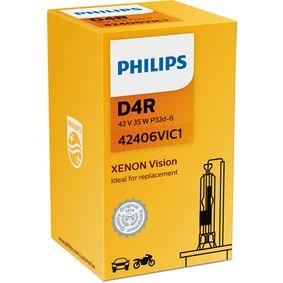 PHILIPS Glühlampe, Fernscheinwerfer, Art. Nr.: 42406VIC1