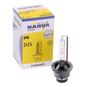 84002 Крушка с нагреваема жичка, фар за дълги светлини от NARVA качествени части