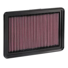 K&N Filters Filtro de aire 33-2480