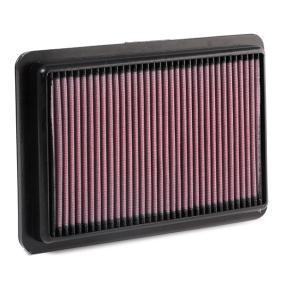 K&N Filters Filtro de aire (33-2480)