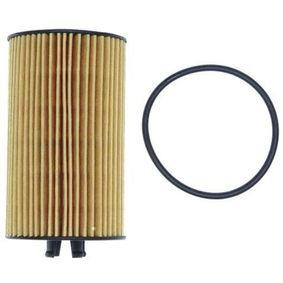 MAHLE ORIGINAL Filtro de combustible (OX 401D)