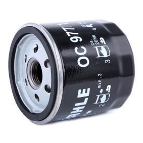 MAHLE ORIGINAL OC 977/1 Ölfilter OEM - 04E115561 AUDI, SEAT, SKODA, VW, VAG, STARK, RIDEX günstig