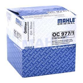 MAHLE ORIGINAL OC 977/1