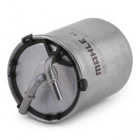 MAHLE ORIGINAL Filtro de combustible KL 778