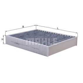 Filter, Innenraumluft MAHLE ORIGINAL Art.No - LAK 812 kaufen