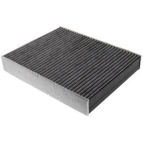 MAHLE ORIGINAL Filter, Innenraumluft 64119395845 für BMW, ALPINA bestellen