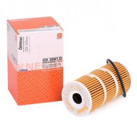 A6261840000 for MERCEDES-BENZ, Oil Filter MAHLE ORIGINAL (OX 389/1D) Online Shop
