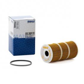 MAHLE ORIGINAL OX 389/1D Oil Filter OEM - A6261840000 MERCEDES-BENZ cheaply