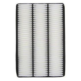 MAHLE ORIGINAL Filtro de aire motor LX 2885