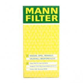 MANN-FILTER Oil Filter HU 618 x