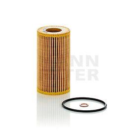 MANN-FILTER Motorölfilter (HU 718/1 z)