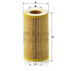 MANN-FILTER HU 718/1 n Online-Shop