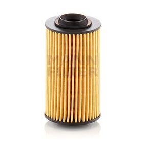 MANN-FILTER Ölfilter HU 69/3 x