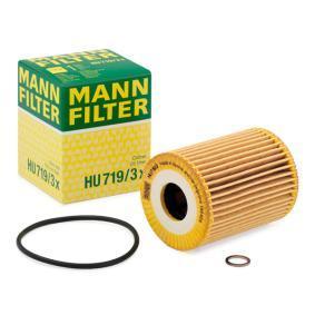 CRUZE (J300) MANN-FILTER Motor de cerradura de puerta HU 719/3 x