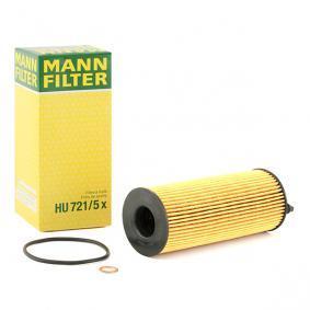 1 Schrägheck (E87) MANN-FILTER Mitnehmerscheibe HU 721/5 x