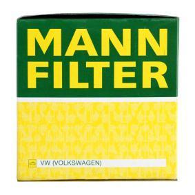 MANN-FILTER Ölfilter W 712/95