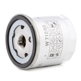 MANN-FILTER Cables de encendido W 712/95