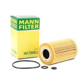 MANN-FILTER HU 7008 z Oil Filter OEM - 03L115466 AUDI, SEAT, SKODA, VW, VAG, WIESMANN, NPS, eicher, CUPRA cheaply