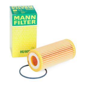 MANN-FILTER HU 6002 z Ölfilter OEM - 06L115562 AUDI, FORD, SEAT, SKODA, VW, VAG, MANN-FILTER, AUDI (FAW), CUPRA günstig