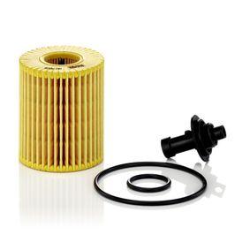 MANN-FILTER TOYOTA COROLLA Cables de bujías (HU 7009 z)