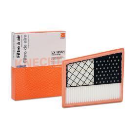MAHLE ORIGINAL Въздушен филтър LX 1850/1